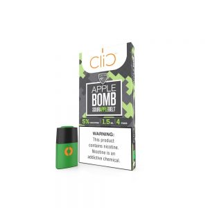 CliC Apple Bomb Vgod Pods in dubai