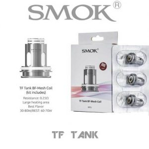 SMOK TF TANK REPLACEMENT COILS IN DUBAI/UAE
