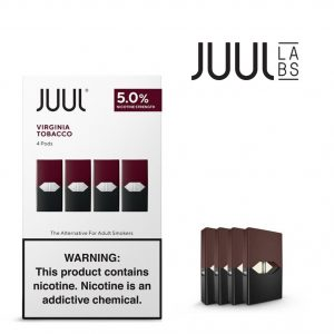 VIRGINIA TOBACCO BY JUUL PODS-DUBAI/UAE