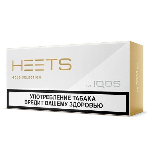 IQOS HEETS GOLD SELECTION IN DUBAI/UAE