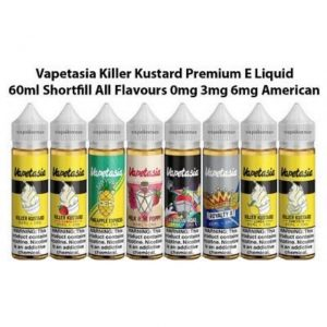 Vapetasia 60ml e liquid in dubai